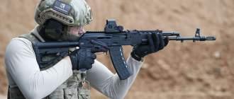 Подразделения разведки и спецназа ВДВ получили автоматы АК-12