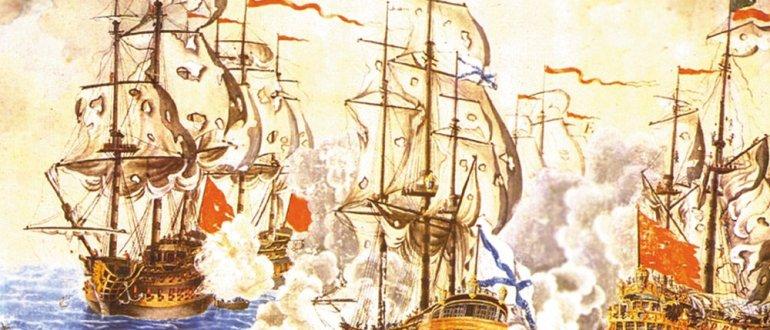 Сражение при Калиакрии: самая громкая победа Черноморского флота