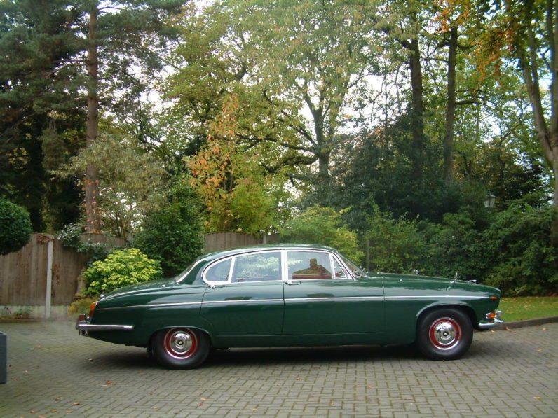 1969 Jaguar 420G Specialized Vehicle Solutions