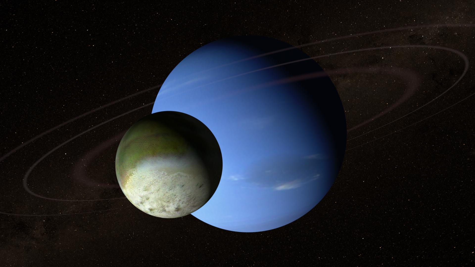 Svs Kepler Stares At Neptune
