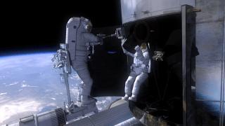 Massimino entre dans Hubble