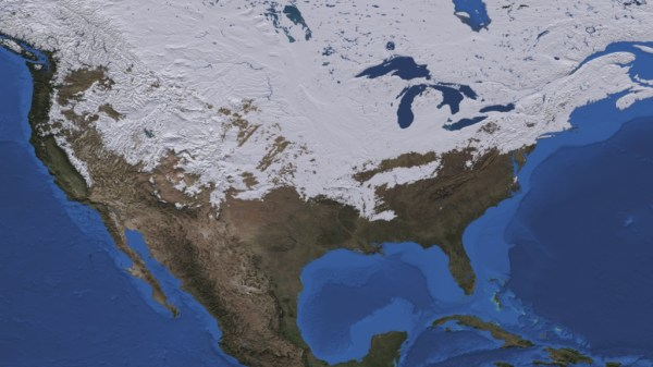 NASA Viz: Let It Snow