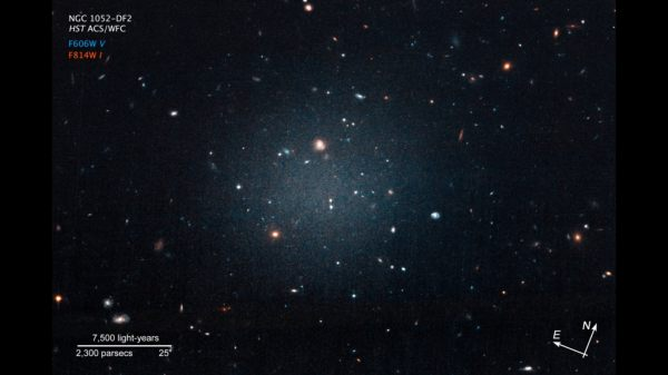 NASA Viz: Missing Dark Matter