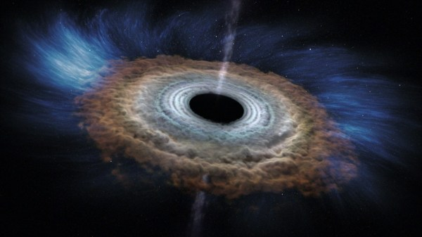 CILab: Massive Black Hole Shreds Passing Star (Animation Only)
