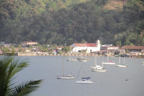 Het stadje Porto Belo
