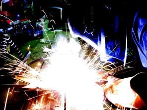 Welding Steel - SV Seeker