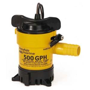 500 gph Mayfair bilge pump