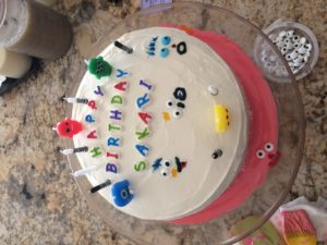 az-sakaris-birthday-cake-trevor-decorated