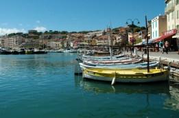 cassis harbour