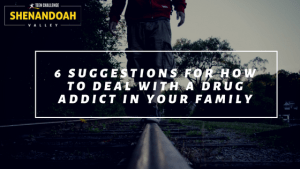 How to Deal with a Drug Addict