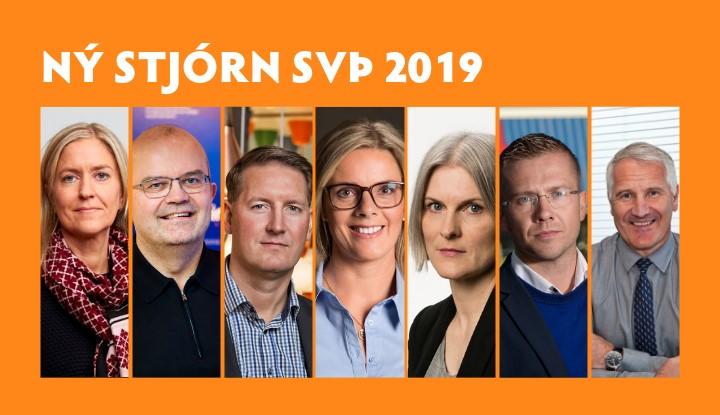 Nýr formaður og fjórir nýir stjórnarmenn hjá SVÞ