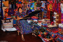 #Antigua_Woman weaving2