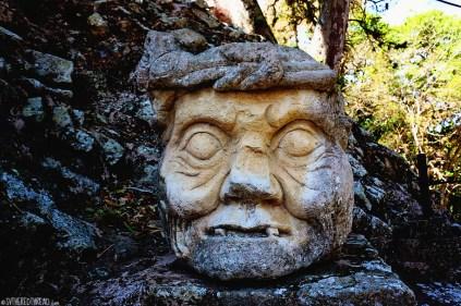 #Copan ruins_Head of man1