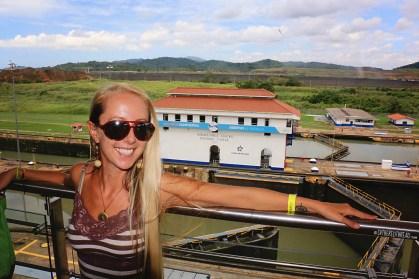 #Panama Canal_Miraflores Locks_Jessie