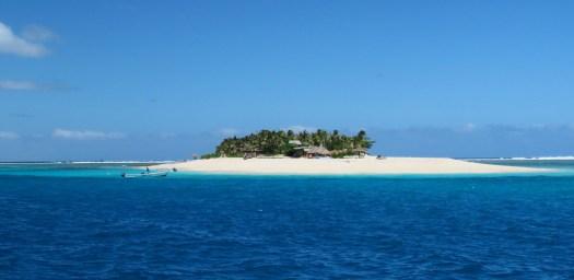beautiful Namotu Island