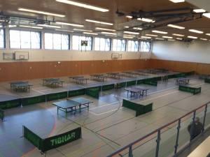 10. Tischtennis-Turnier für Nichtaktive @ SV Tresenwald e.V. Machern | Machern | Sachsen | Deutschland