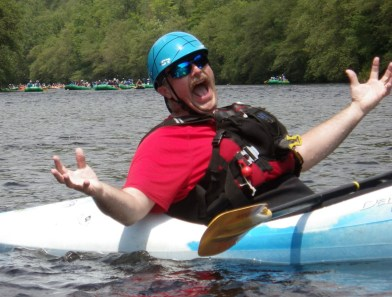 What could be better than Lehigh Whitewater!