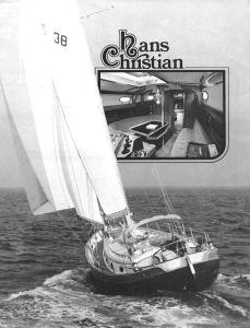 A Hans Christian 38