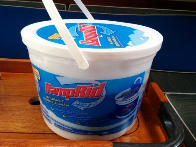 Damprid 4-pound tub
