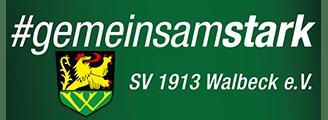 #gemeinsamstark SV Walbeck