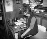 """She asked... """"How can I help?"""" Catching up the Captain's Logbook!"""