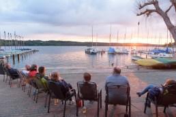 Abendsonne Ratzeburger See