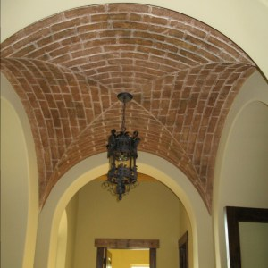 brick dome southwest stucco