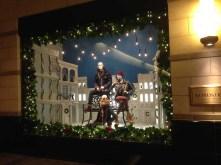 Nordstrom Christmas 2013 Store Window