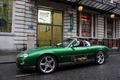 The Green Jaguar - Die Another Day 2002