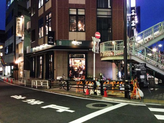 Todd Snyder Townhouse Tokyo (1)
