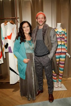 Angela Missoni & Paul Hamy