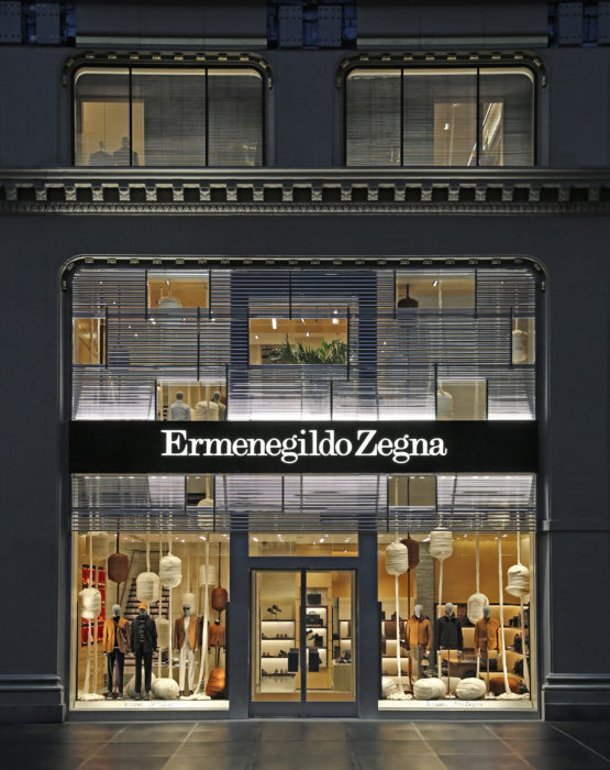 Ermenegildo Zegna Opens Flagship on West 57th