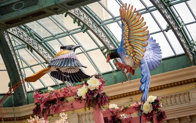Bellagio Spring 2019 Display