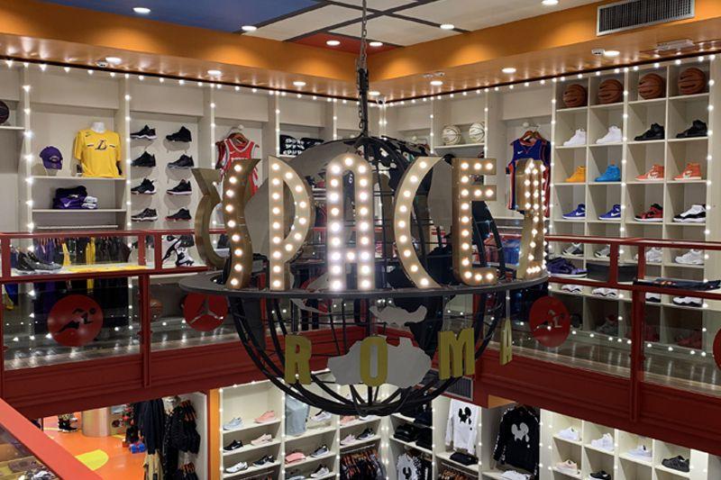The Best Sneaker Shops In Rome
