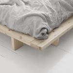Karup Design Japan Bed 160x200 Sengeramme Natur Stel Karup Design Designdelicatessen Webshop Aps