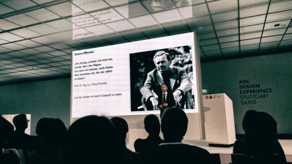 ADC Design Experience 2015 #adcdx15 in #Stuttgart mit Andreas Henke