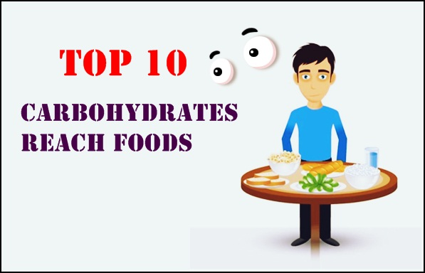 carbohydrates reach food list hindi