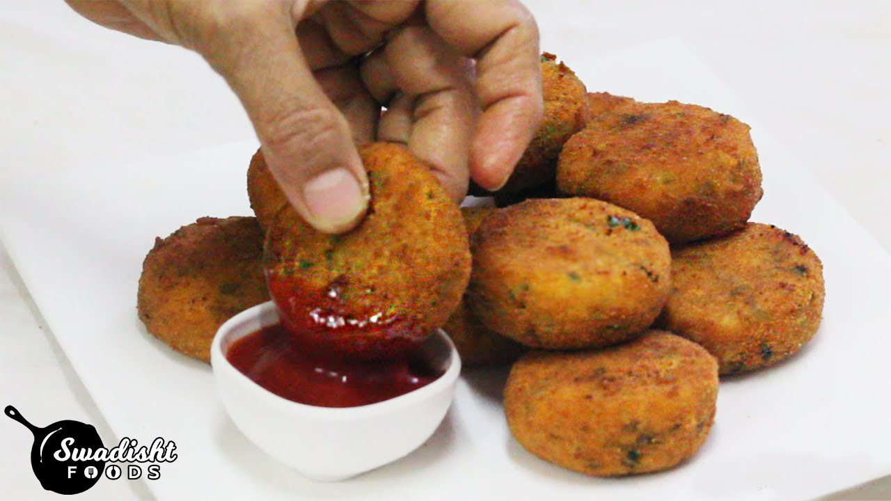 Rice Cutlets