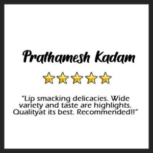 Swadisht Foods Customer Review
