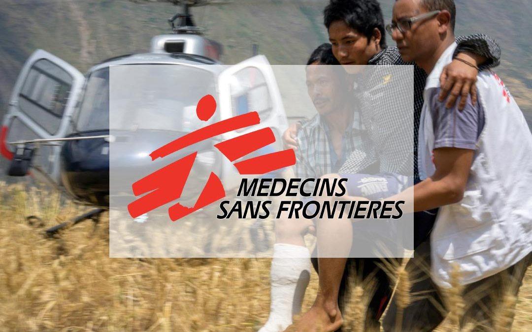 Medecins Sans Frontier announce Swae Partnership