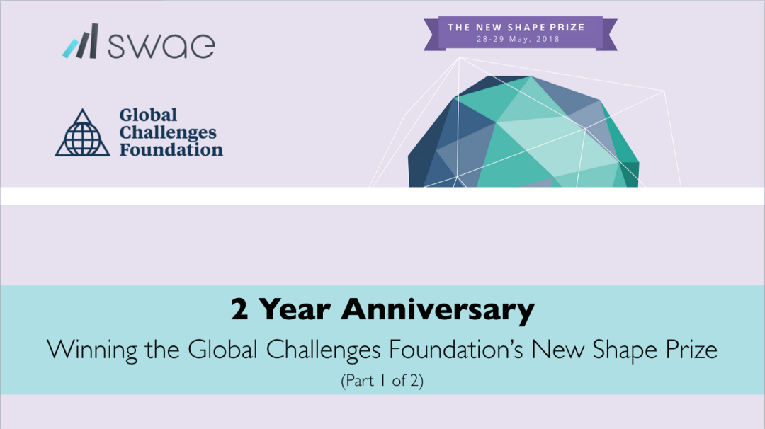Swae-Celebrates-the-2-Year-Anniversary-of-Winning-the-Global-Challenges-Foundation's-New-Shape-Prize