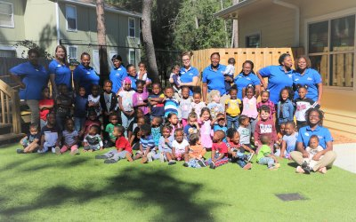 Introducing the CHILD Center's inaugural class!
