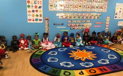 CHILD Center Celebrates Halloween