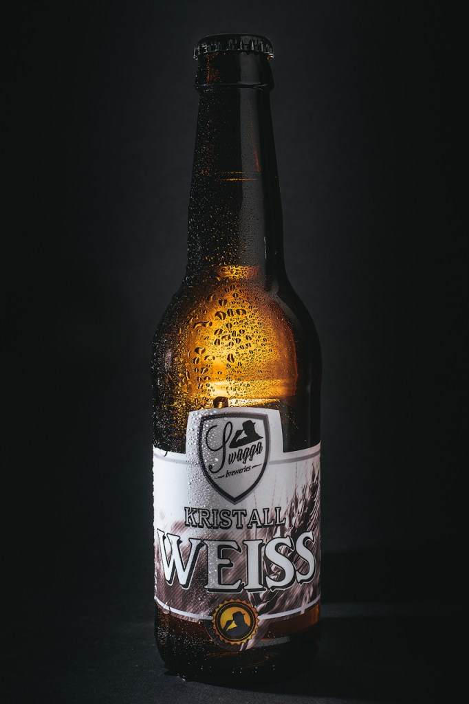 Swagga Breweries_Craft Beer_Kristall Weiss