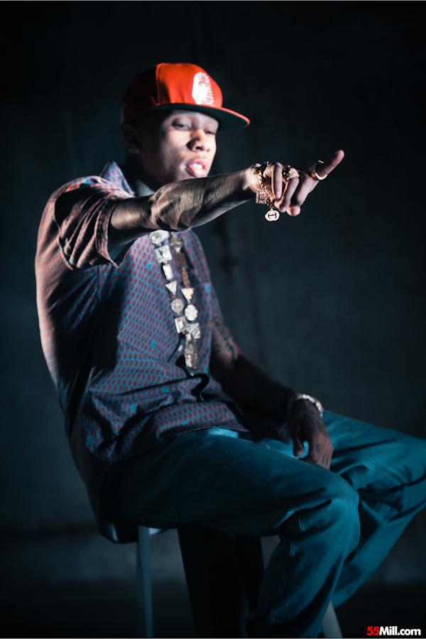 Big Sean x Tyga on the set of 'I'm Gone'   SWGRUS