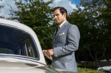 """Henry Cavill as Napoleon Solo in """"The Man from U.N.C.L.E."""" (Daniel Smith/Warner Bros.)"""