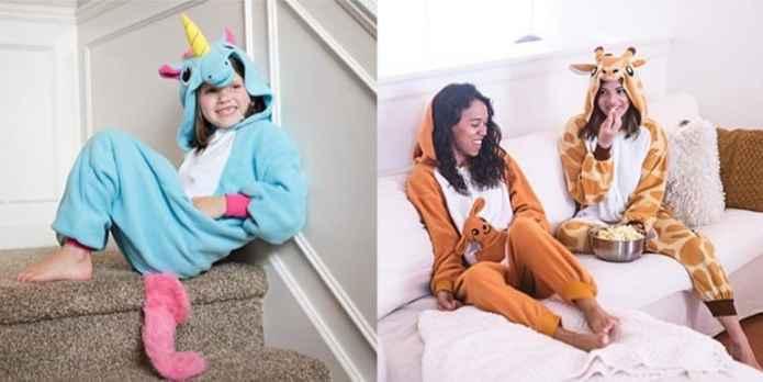 Animal Onesie Pajama Costume Deals