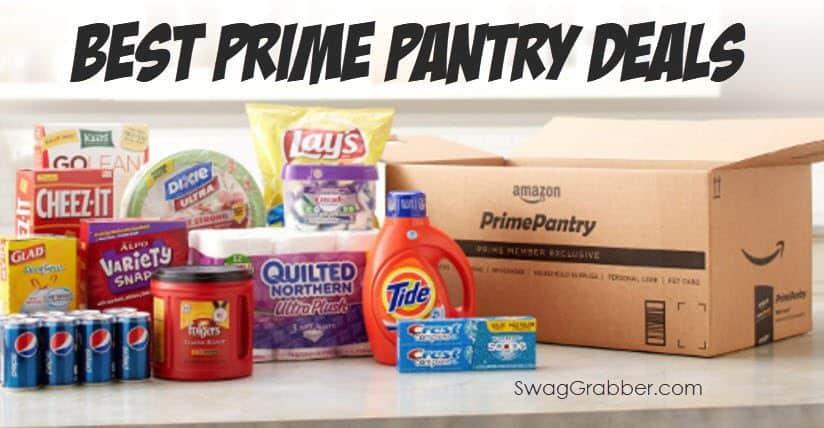 Best Prime Pantry Deals
