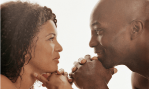 black-couple-looking-at-each-other