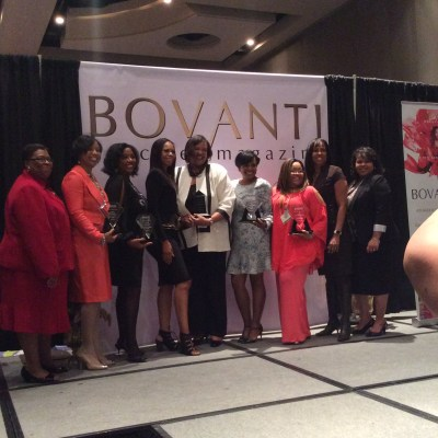 Recepients of Women of the year awards
